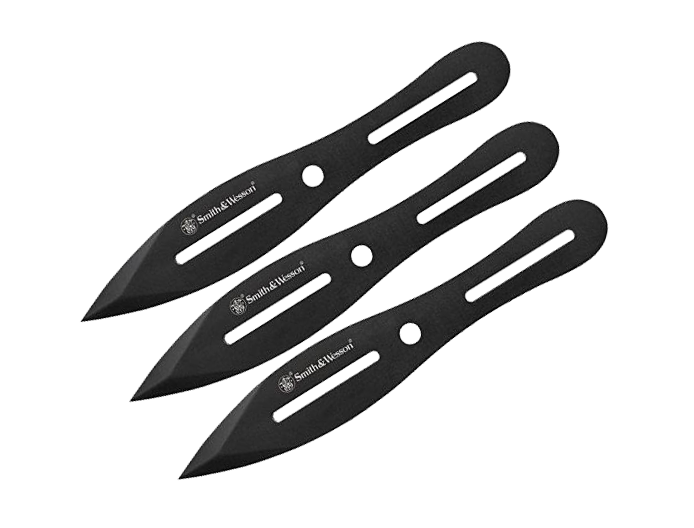 Smith & Wesson Throwing Knives #SWTK8BCP