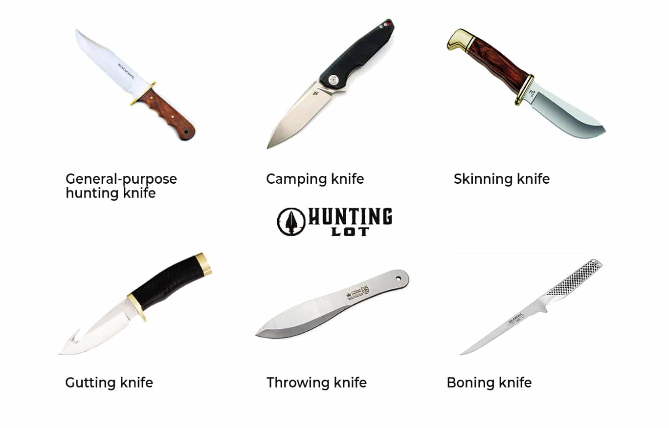 Fixed Knives Guide Top 10 Fixed Hunting Knives Huntinglot Com