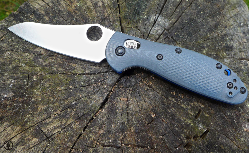 Folding knives guide cover