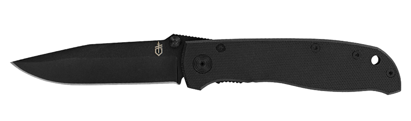 G10 handle folding knife