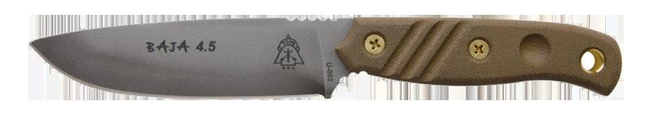 Micarta knife handle material