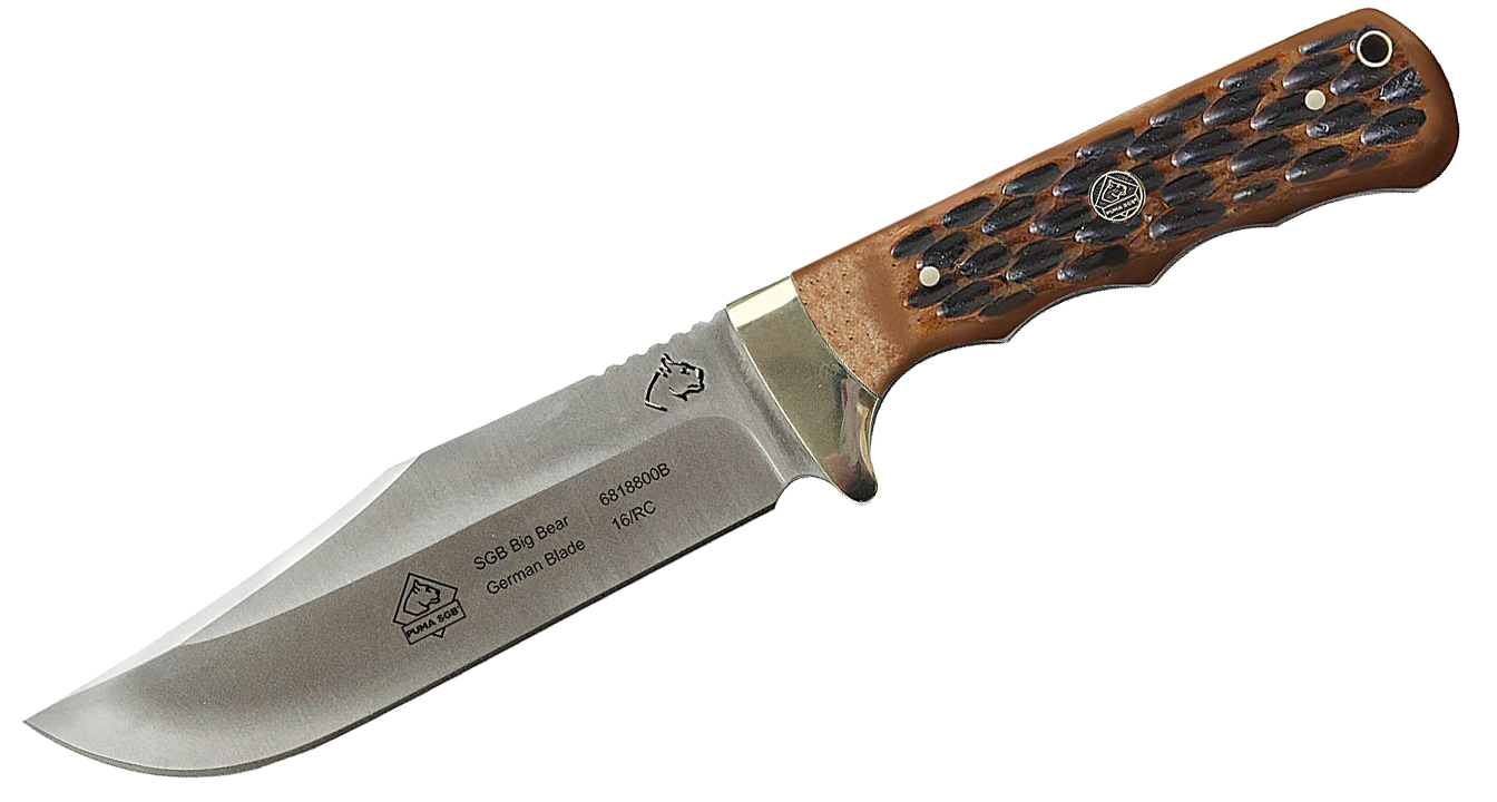 Puma SGB Big Bear hunting knife