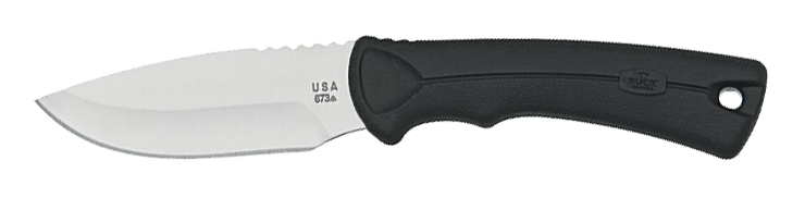Rubber knife-handle material