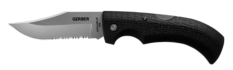 Clip point blade shape design