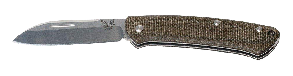 Sheepsfoot blade shape design
