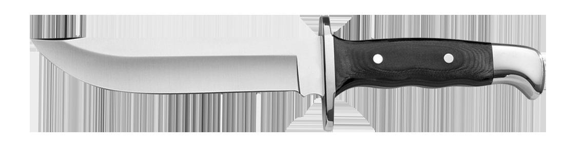 Straight back blade shape design