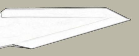 Tanto point blade design