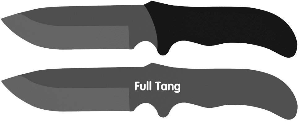 Full Knife Tang