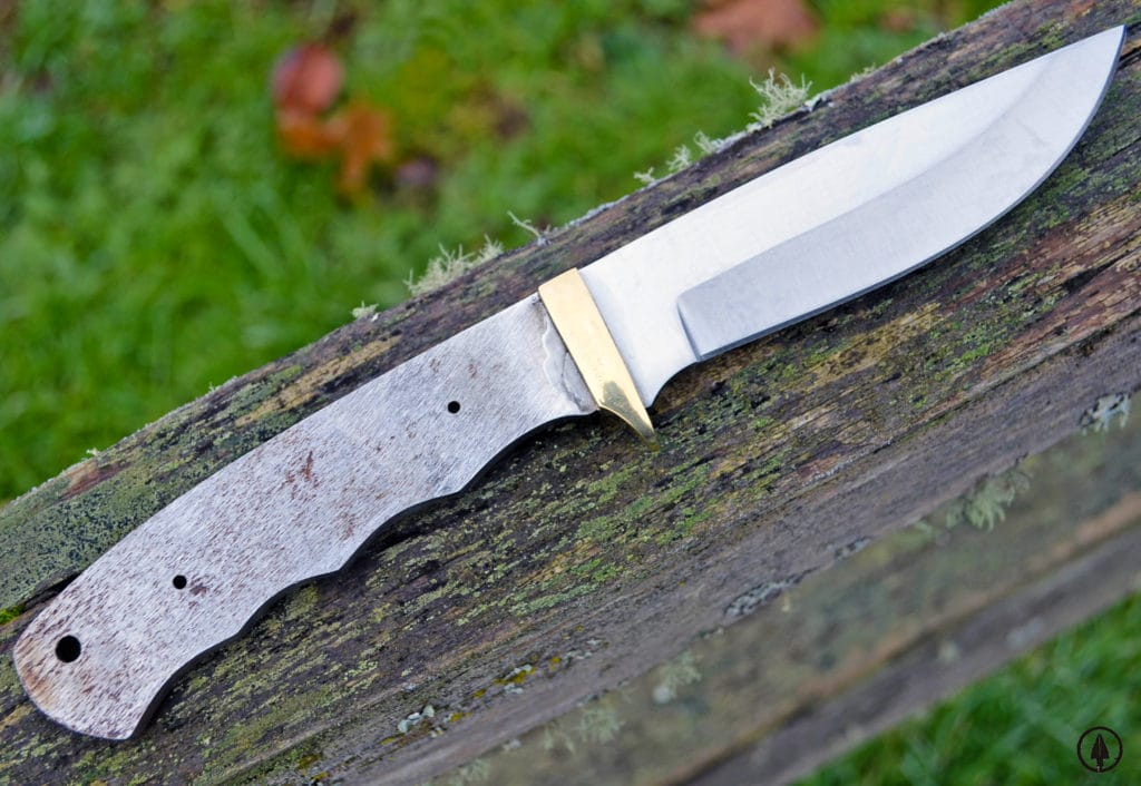 Knife blade grinds cover