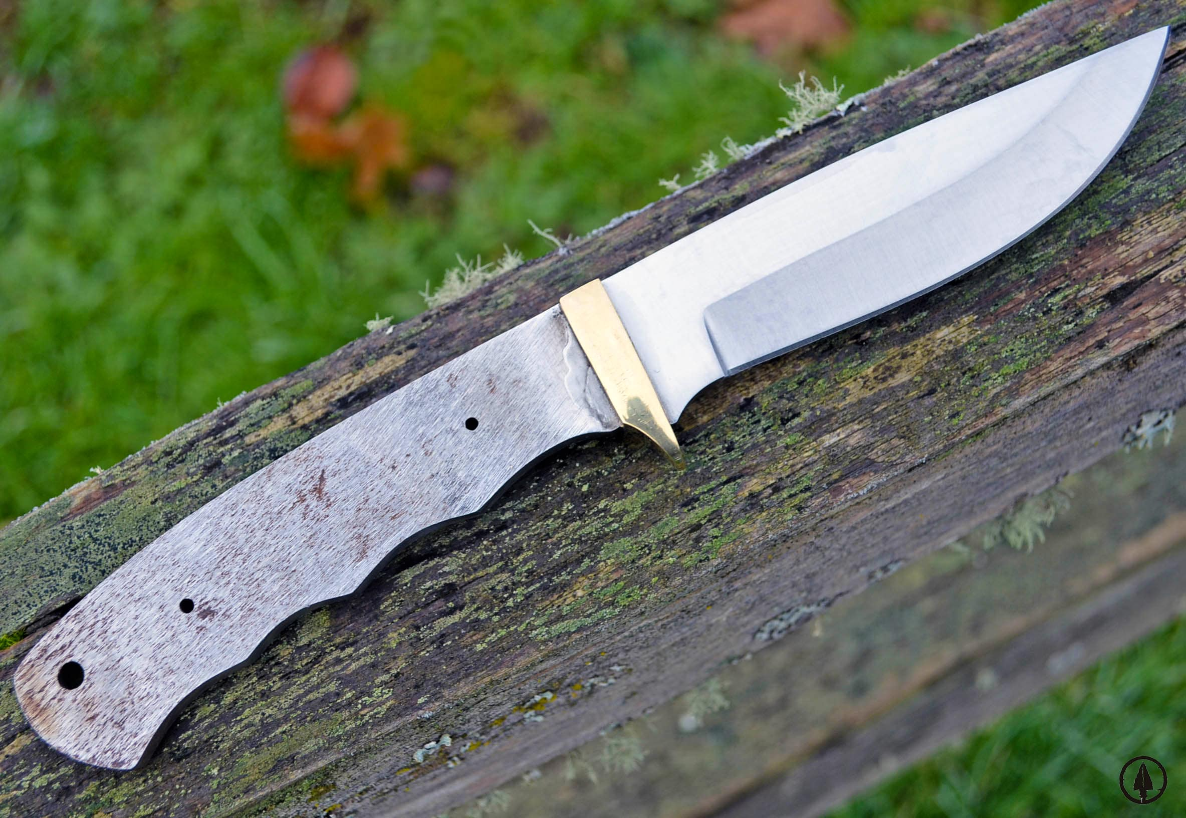 Knife blade grinds cover